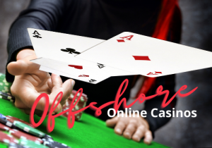 What are the differences between regulated and offshore online casinos?